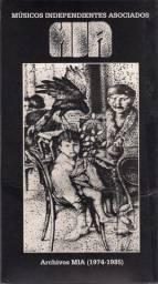 MIA - Músicos Independientes Associados - Archivos MIA (1974/1985) BoxSet 02CDs