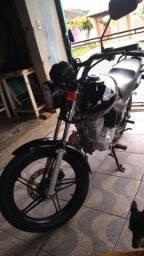 Titan 125 ES 2009