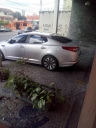 Kia optima luxuoso