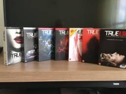 Coleção completa dvds True Blood