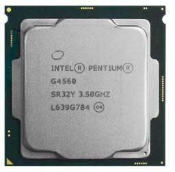 Processador Pentium G4560  Soq1151
