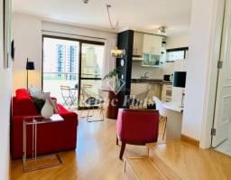 Flat disponível no Hotel Paulista Wall Street, com 1 dormitório e 1 vaga de garagem