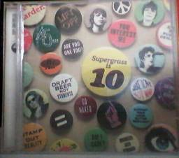 CD de Rock banda SUPERGRASS