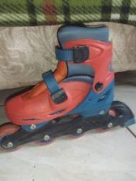Vende patins 100 reais