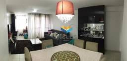 Apartamento com 2 dormitórios à venda, 64 m² por R$ 270.000 - Poço - Maceió/AL