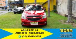 AGILE 2010/2010 1.4 MPFI LTZ 8V FLEX 4P MANUAL
