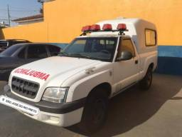 Chevrolet s10 2005 2.4 mpfi colina 4x2 cs 8v gasolina 2p manual