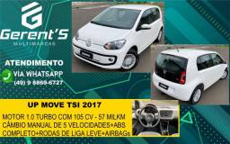 UP 2017/2017 1.0 TSI MOVE UP 12V FLEX 4P MANUAL