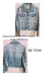 Jaqueta jeans FOREVER 21