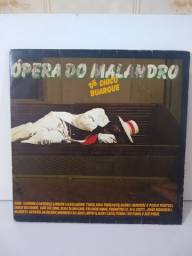 "LP Ópera do Malandro ""Chico Buarque"""
