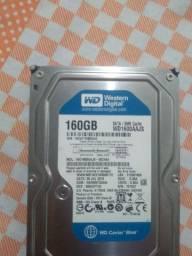 HD 160 GB Western Digital