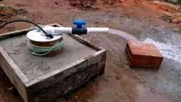 Poço artesiano.
