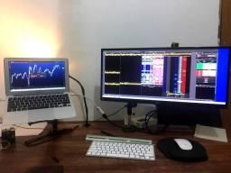 Suporte para monitor e notebook - Multi regulagens