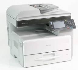 Impressora Multifuncional Ricoh MP 301spf (seminova)