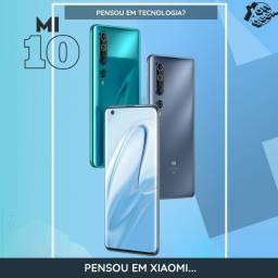 Xiaomi Mi 10 128gb - 8gb de RAM | Versão global | Lacrado com 6 meses de garantia