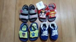 Calçados para Bebê