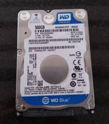HD WD BLUE 500GB