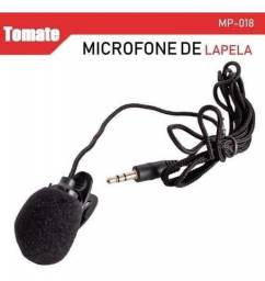MICROFONE C/ FIO LAPELA