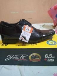 Sapato Social Marca Jota Pe Numeração 39