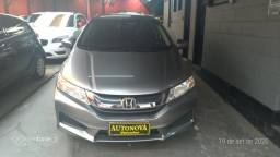 Honda City Lx 1.5 Flex 2015 U.Dona Bx Km Revisado Novissimo !!