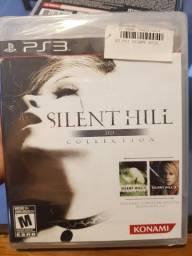 Silent Hill HD Collectionn PS3 - Jogo original em mídia física - Produto novo