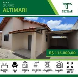 Título do anúncio: Casa para Venda Penápolis / SP Jardim Altimari (250m²)