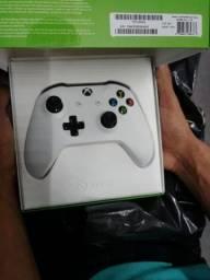 Controle Xbox One S branco ORIGINAL