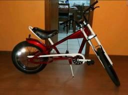 Bike stingray raríssima, com velocímetro, nova