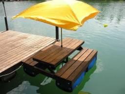 Bote pesqueiro (fazemos sob encomenda) valor só metro ² $1.280 - até 12x cartão