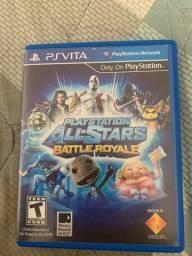Jogo Playstation All Stars Battle Royale - Ps Vita