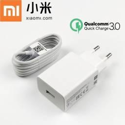 Carregador Xiaomi turbo 3.0