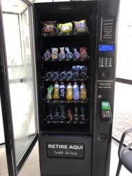 Máquina de Snack