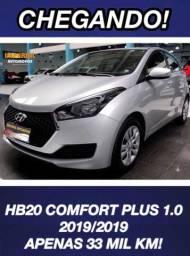 HB20 1.0 Comfort Plus 2019