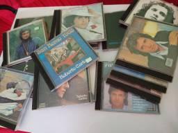 Coletânea de 17 cds do Roberto Carlos