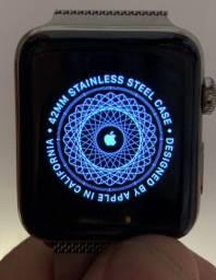Apple Watch Inox Display de Safira 42mm Milanese zerado