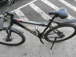 Bike venzo aro 29 Preta R$ 2.000,00