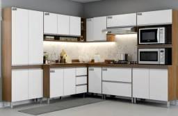 Cozinha modulada sabrina