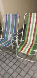 Cadeiras praias