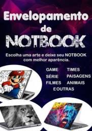 Título do anúncio: Envelopamento de Notebook