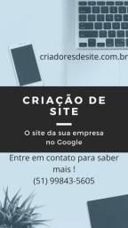 Desenvolvimento de Site a partir de R$ 680,00
