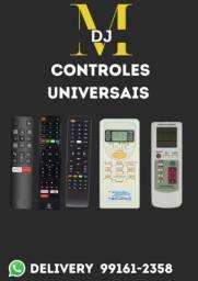 Título do anúncio: Controles remoto de tv/Central