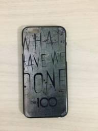 Título do anúncio: Capinha para iPhone 6/6s da Série The 100 Escura