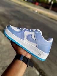 Título do anúncio: Tênis Nike Air Force MUDA DE COR NO SOL