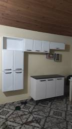Título do anúncio: Vendo JG de armário de cozinha entrega grátis