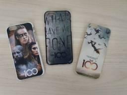 Título do anúncio: Kit de Capinhas para Celular iPhone 6/6s da Série The 100