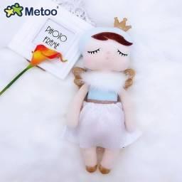 Boneca Metoo Angela azul