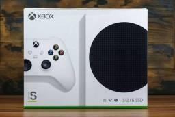 Xbox Series S pra Sair HOJE! Parcelo no cartão, zerado!