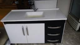 Vendo armário com pia e torneira com filtro