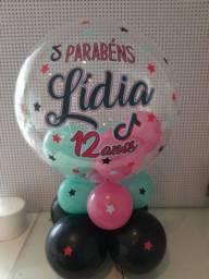 Título do anúncio: Ateliê Feliz Dia - Balões Personalizados ?