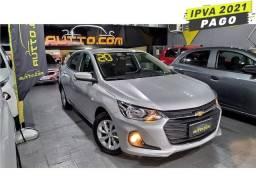 Título do anúncio: Chevrolet Onix 2020 1.0 turbo flex plus ltz automático
